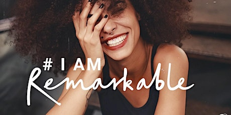 #IamRemarkable Workshop with Dot Dot Dash Coaching - September tickets