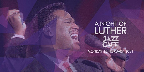 A Night of Luther tickets