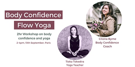 Body Confidence Flow tickets