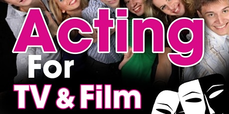 Acting for TV (11-17 year olds) tickets