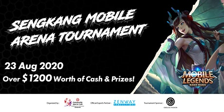 Sengkang Mobile Legends Bang Bang Esports Tournament tickets