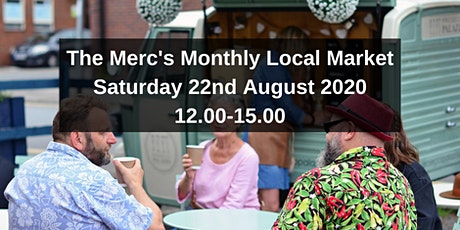 The Merc's Monthly Local Market - Burgess Hill tickets