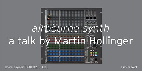 Talk - Airböurne Synth Tickets