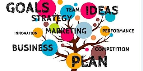 Webinar: Strategic planning to create successful enterprises cost £15 tickets