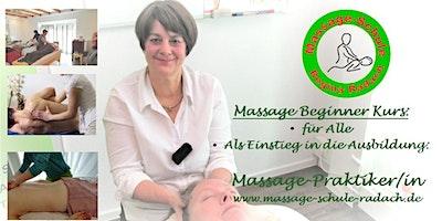 Massage-Berührung braucht der Mensch! – Basis-Workshop