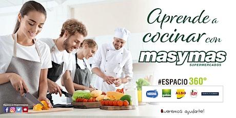 Aprende a cocinar con masymas entradas