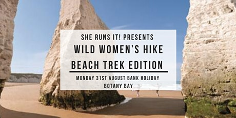 Wild Women's Hikes - Beach Trek Edition - Botany Bay tickets