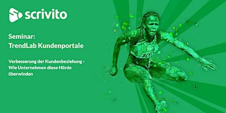 Seminar: TrendLab Kundenportale - Frankfurt Tickets