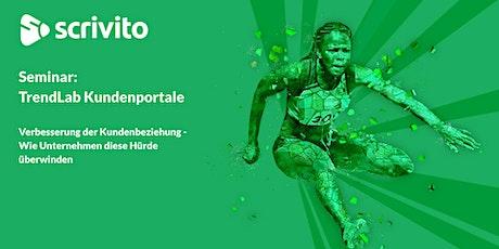 Seminar: TrendLab Kundenportale - Hamburg Tickets