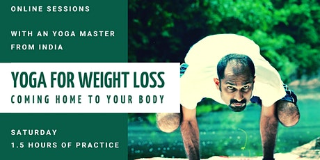 Yoga for Weight Loss tickets