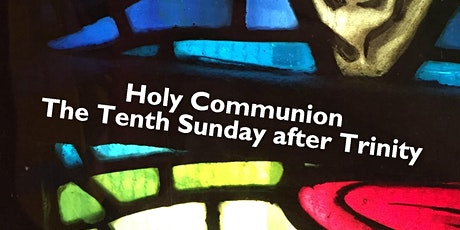 Book your seat for a short Sunday Eucharist 9am Service - Sunday 16 August tickets