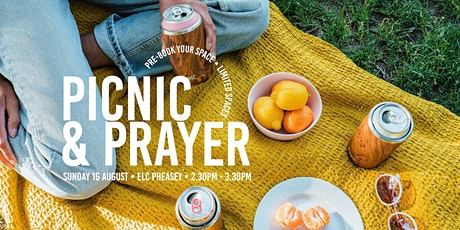ELC Picnic & Prayer tickets