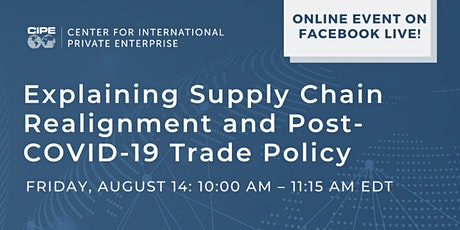 Explaining Supply Chain Realignment and Post-COVID-19 Trade Policy tickets
