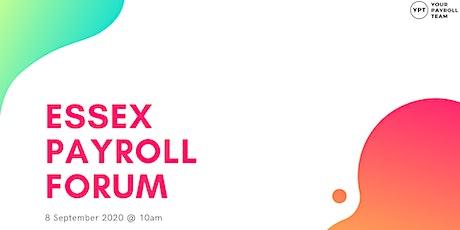 National Payroll Week - Essex Payroll Forum tickets