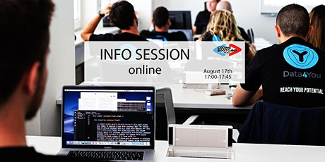 Infosession Webinar (online) tickets