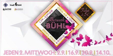 5. Afterwork Bühl Tickets