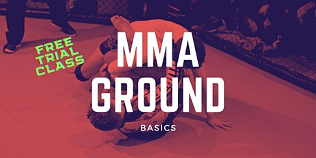 Mixed Martial Arts (MMA) Ground Trial Class at Fenriz Gym Tickets