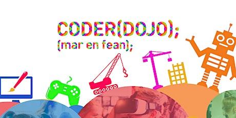 CoderDojo Balk - game maken met Bloxels tickets