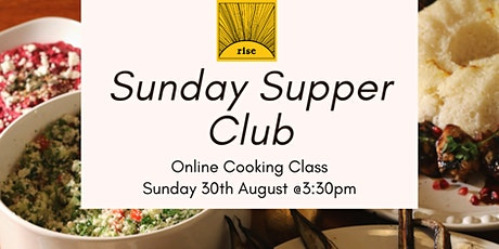 Rise Sunday Supper Club tickets