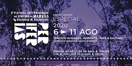 PERIFERIAS FESTIVAL - CEDILLO - BARZAKH bilhetes