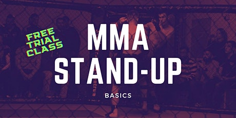 Mixed Martial Arts (MMA) Stand-Up Trial Class at Fenriz Gym Tickets