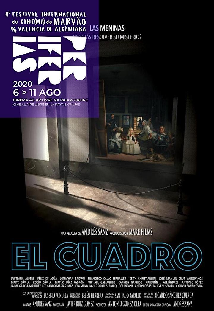 Imagen de PERIFERIAS FESTIVAL - MUSEO VOSTELL MALPARTIDA - EL CUADRO de Andrés Sanz
