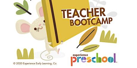 Preschool Teacher Boot Camp tickets