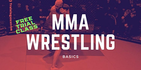 Wrestling for Mixed Martial Arts (MMA) Trial Class at Fenriz Gym Tickets