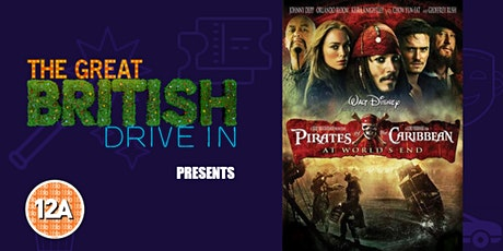 Pirates of the Caribbean: At World's End (Doors Open at 14:30) tickets