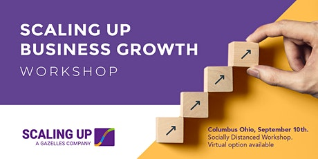 Scaling Up-Rock Habits Business Growth Workshop Sept 2020-Social Distanced tickets