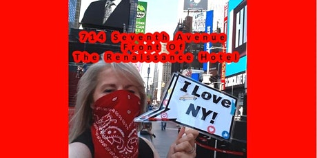 Times Square, New York City -  Best Selfie Ever! tickets