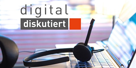 digital diskutiert: E-Mentoring und die digitale Mentoringbeziehung Tickets