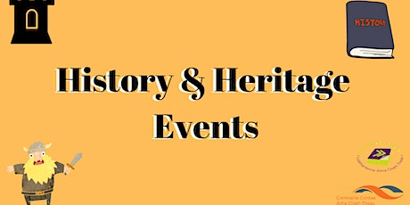 Heritage Week Talk on The History of the Vikings in Dublin tickets