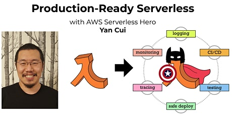 Production-Ready Serverless (2 days, incl. VAT) Tickets