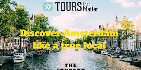 Tours That Matter X The Student Hotel Amsterdam West tickets