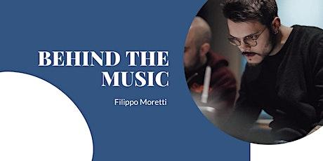 BEHIND THE MUSIC: La musica nel cinema tematico biglietti