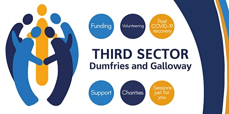 Creativity and Innovation Workshop - Third Sector Dumfries and Galloway tickets