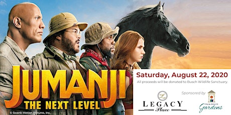 Drive In Movie - JUMANJI: The Next Level tickets
