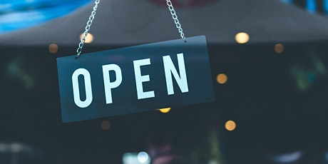 Open Doors -Intro to free business support from The Big House: ONLINE EVENT tickets
