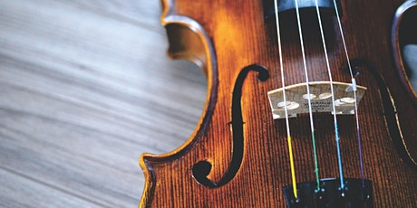 East and West in Conversation: Embodying Sound Through the Violin tickets