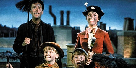 Mary Poppins (1964) The Kingsway Open Air Cinema tickets