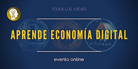Aprende Economía Digital entradas