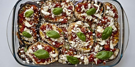 Classic Eggplant Parmigiana - Online Cooking Class by Cozymeal™ tickets