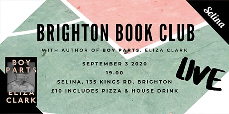 Brighton Book Club Live at Selina tickets