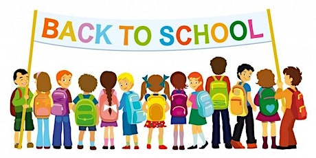 Family Service -- Back to School tickets