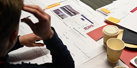UX & UI Design 3-day course for everyone at The School of UX tickets