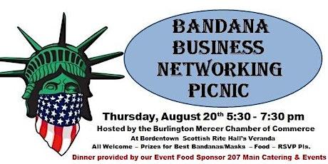 Bandana Business Networking Picnic tickets