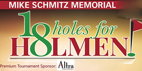 20th Annual 18 Holes for Holmen tickets