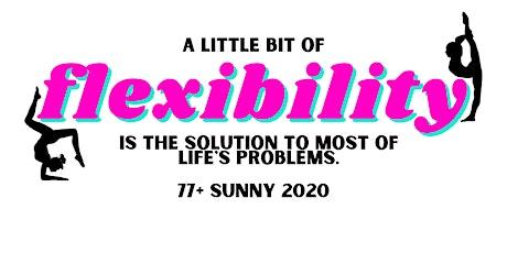 "77 + Sunny : "" Our Recital Movie"" and Meet the Teachers. tickets"