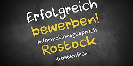 Bewerbungscoaching Online kostenfrei - Infos - AVGS Rostock Tickets